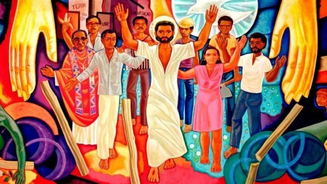 Liberation Theology Art