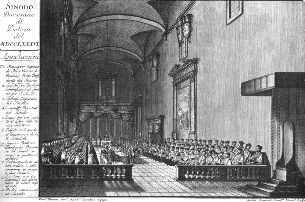 Synod of Pistoia
