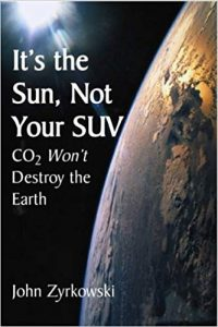 lt's the Sun, Not Your SUV