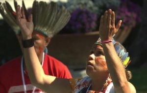 Indigenous_woman_raises_hands_in_prayer_to_Pachamama_during_pagan_rite_in_Vatican_Gardens_prior_to_opening_of_Amazon_Synod__Oct._4__2019_645_406_75